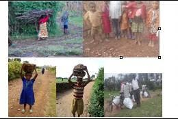 Agua para Nkiumba (Ruanda)