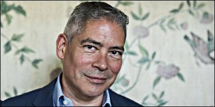 El escritor Boris Izaguirre.