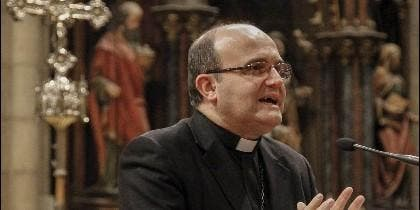 El obispo de San Sebastián, José Ignacio Munilla