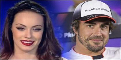 Niedziela y Fernando Alonso