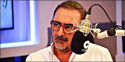 Carlos Herrera en su programa de la Cadena COPE.