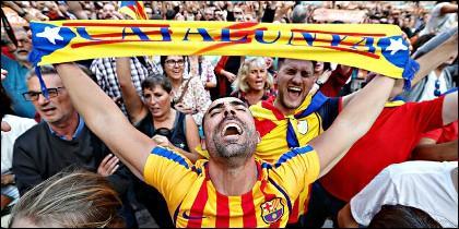 Cataluña, independentismo, independencia, fanatismo y mentiras.