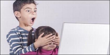 Niños e internet