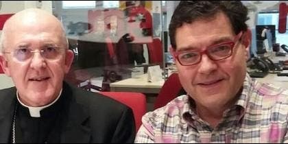 Osoro y Miguel Ángel Rodríguez en RNE