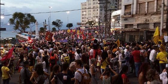 Forum Social Mundial de Salvador de Bahía