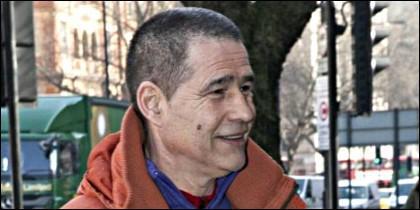 El terrorista etarra Antonio Troitiño.