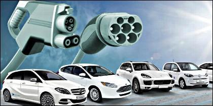 Los coches eléctricos, la batería, la recarga y la autonomía en kilómetros..