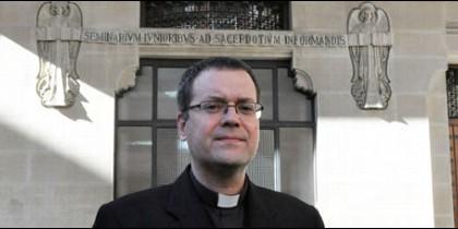 Jesús Vidal, auxiliar de Madrid y rector del Seminario