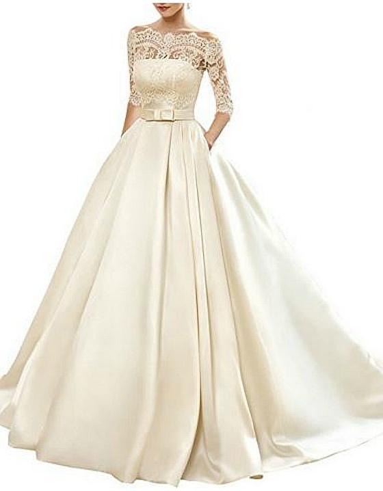 Vestidos de novia baratos menos de 250 euros y con estilo - Zapateros baratos amazon ...