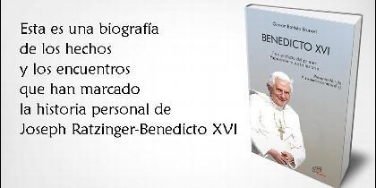 La biografía de Benedicto XVI, en Paulinas