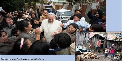 Francisco y la 'Iglesia para los pobres'