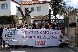 Miguelianos piden la destitución de Isaac de Vega, capellán de A Lama