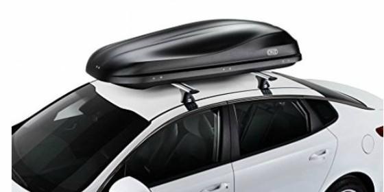 Cofres de techo para el coche
