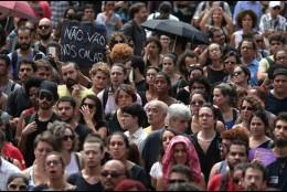 Boff, en el funeral: 'Marielle es una semilla'