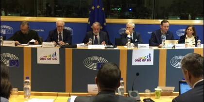 Mayor Oreja, en la Semana por la Vida del Parlamento Europeo