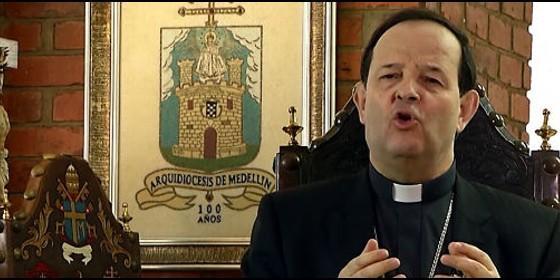 Ricardo Tobón, arzobispo de Medellín