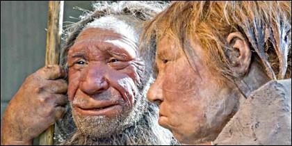 Los neandertales tardíos.