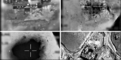 Isarel destruye el centro nuclear en Siria.