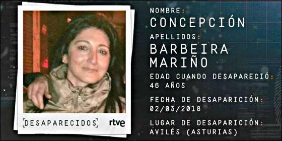 Concepción Barbeira.