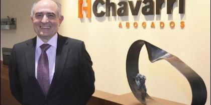 David López, director de RSC de Chávarri Abogados