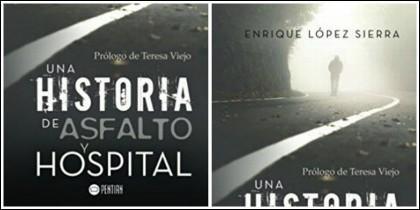 Portada del libro de Enrique López Sierra.