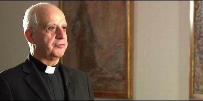 Mons. Fisichella, presidente del Pontificio Consejo para la Nueva Evangelización