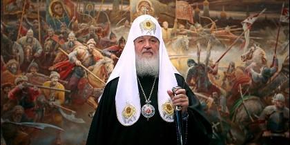 Kirill, patriarca de Moscú