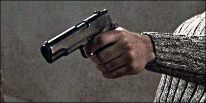 Asesinatos a punta de pistola.