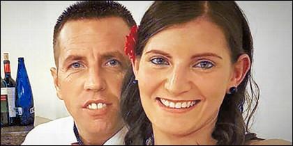 El Chicle y su mujer