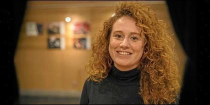 La investigadora de la Universidad de Deusto, Estíbaliz Linares