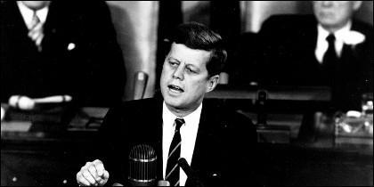 Kennedy apostaba por nuevas fronteras como la Longevidad