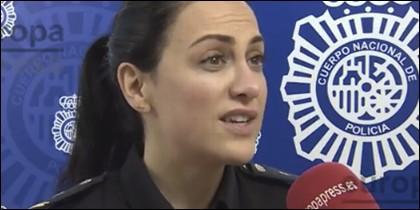 Portavoz Policía Nacional