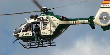 Helicóptero GC