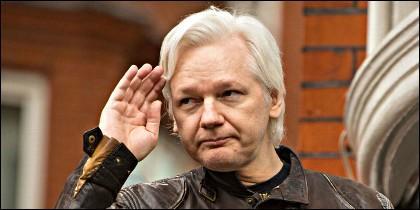 Julian Assange, fundador de Wikileaks.