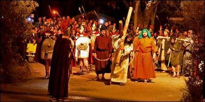 Semana Santa viviente en Chinchón