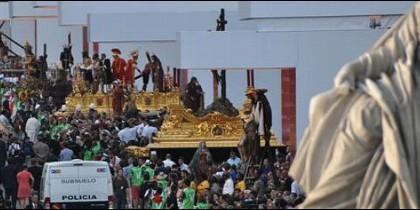 Histórico Via Crucis en la JMJ de Madrid 2011