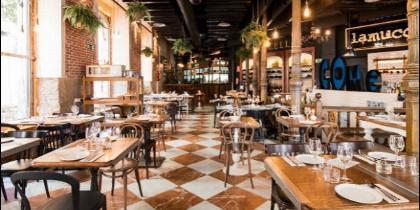 Restaurante Lamucca.