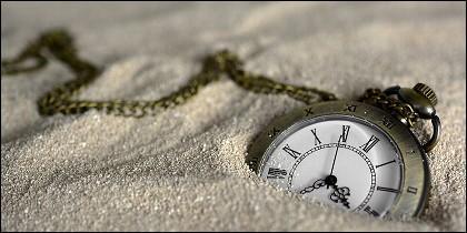 Cuando el tiempo se detiene en busca de la inmortalidad