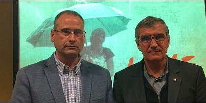 Alberto López y Jorge Cristafulli