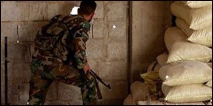 Ejército sirio