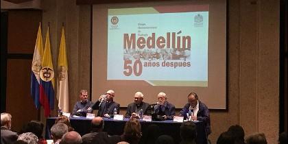 Apertura del Congreso Internacional 'Medellín: 50 años después'