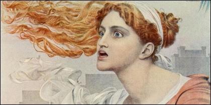 El mito de Casandra.