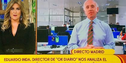 Eduardo Inda (Imagen Telecinco)