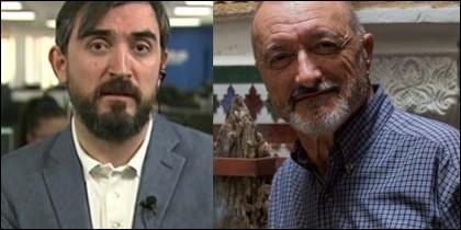 Ignacio Escolar y Pérez-Reverte.