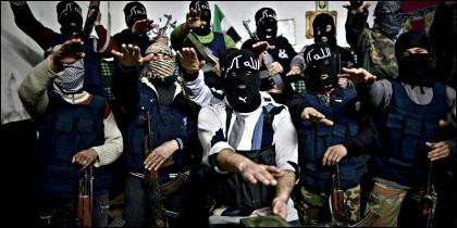 Rebeldes sirios juran odio eterno a Asad.