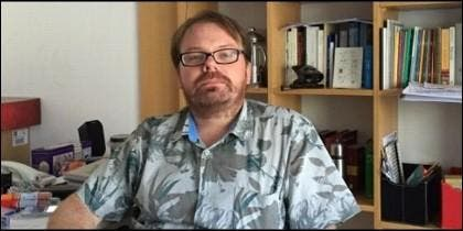 Mike van Treek, teólogo