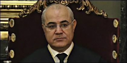 El juez Pablo Llarena (TS).