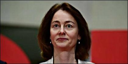 La ministra alemana de Justicia, Katarina Barley.