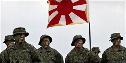 Marines japoneses