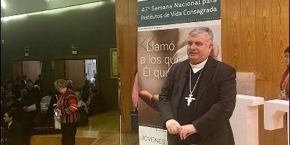 Monseñor Rodríguez Carballo